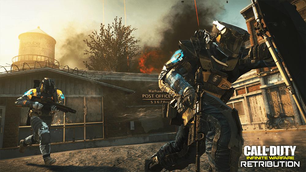 Call of Duty: Infinite Warfare DLC Pack 4 - Retribution