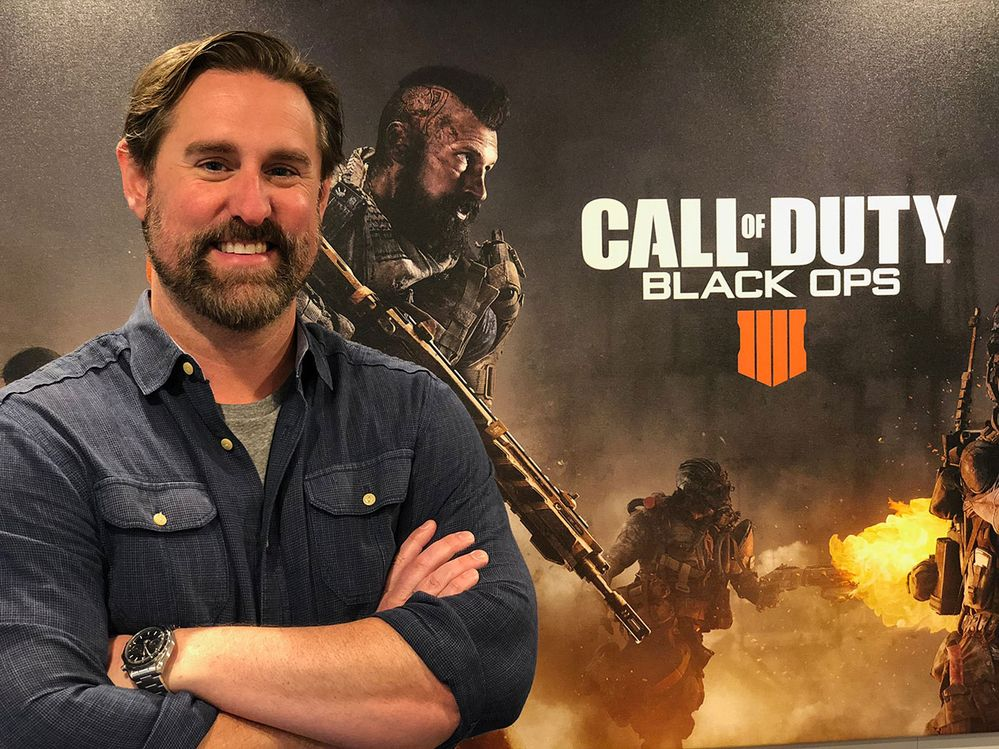 An Interview with Dan Bunting, Co-Studio Head of Treyarch