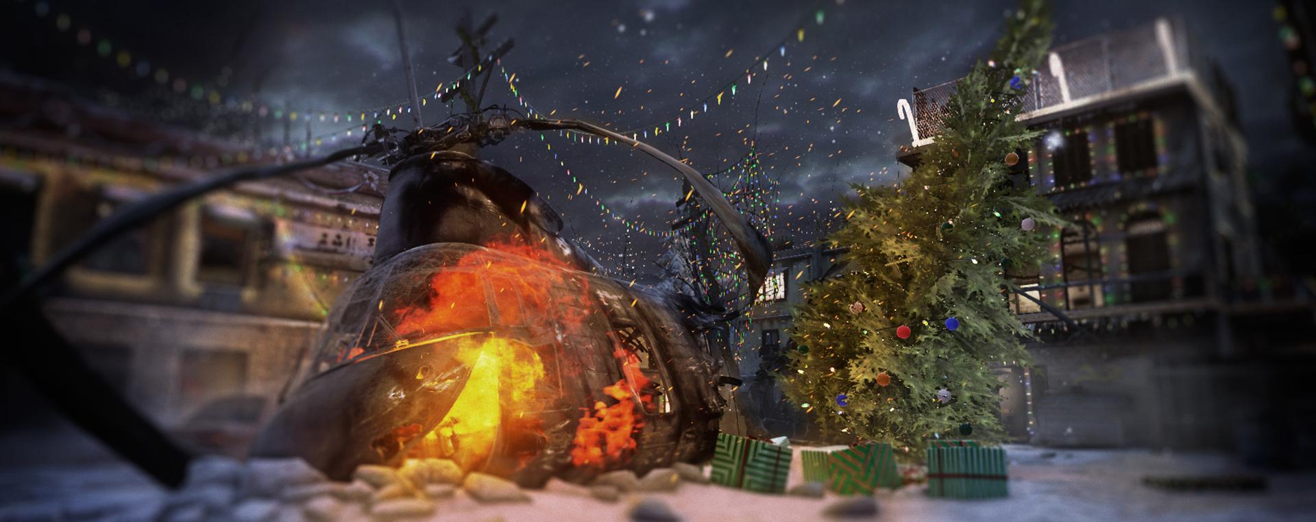 Ho Ho Ho! 'Tis the Season to Dive into Winter Crash