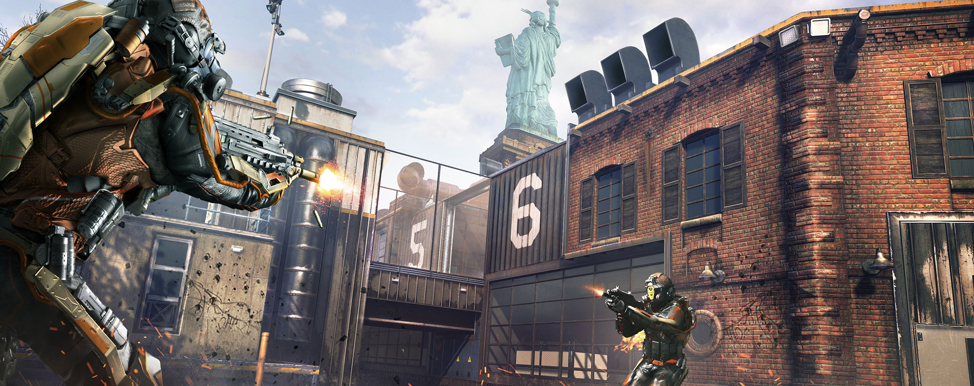 Call Of Duty Advanced Warfare S Reckoning Dlc Pack Launches August 4 On Xbox
