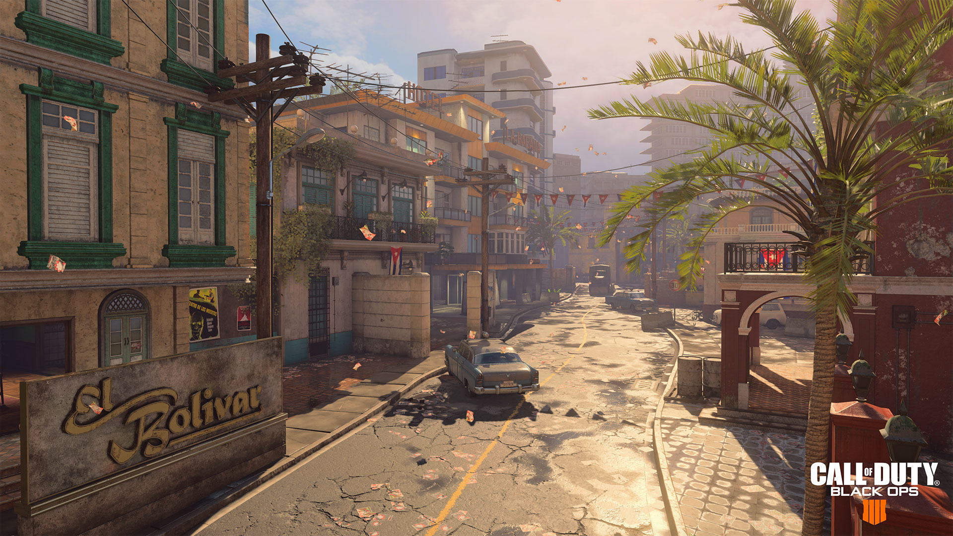 Black Ops 4 Map Spotlight Highlighting Havana
