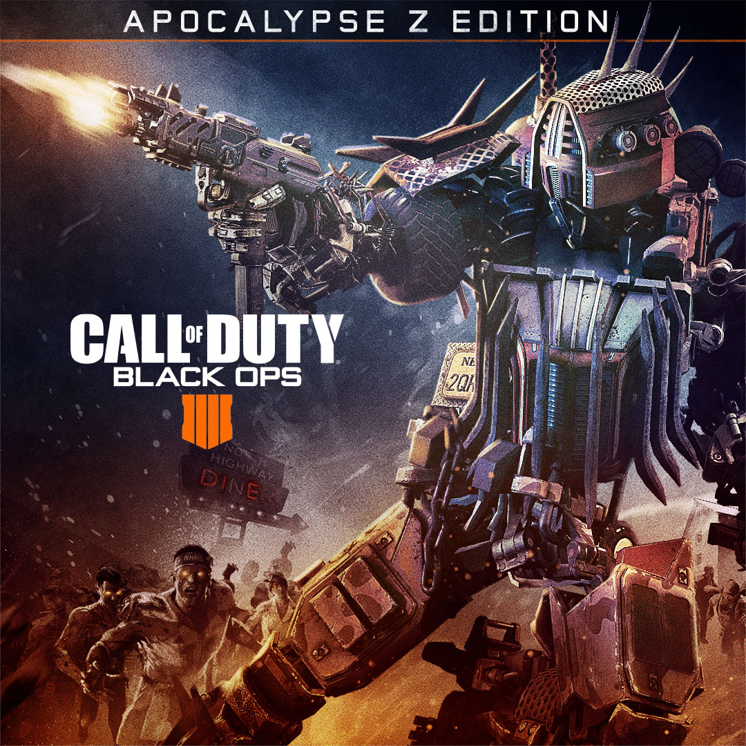 Prepare for an Undead Uprising: Call of Duty®: Black Ops 4's New