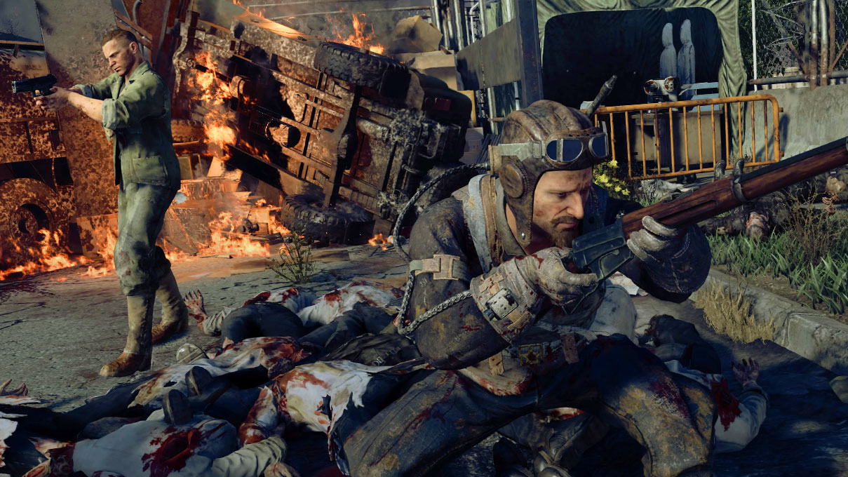 Into the Aether: A Q&A with Treyarch's Call of Duty®: Black