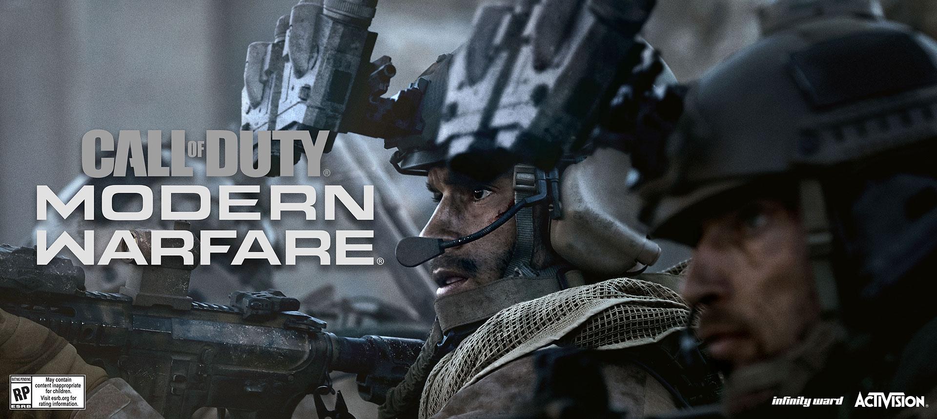 Modern Warfare® Initial Intel: Creating an Orchestra of