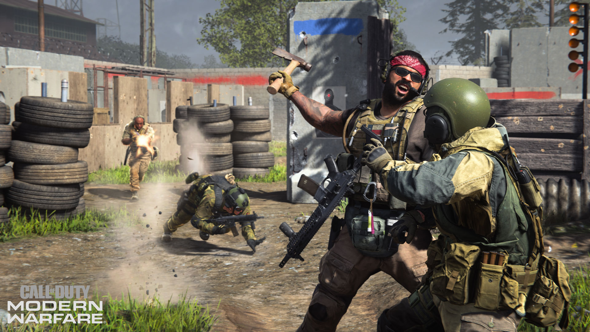 Announcement: Call of Duty® Modern Warfare® PlayStation® 4