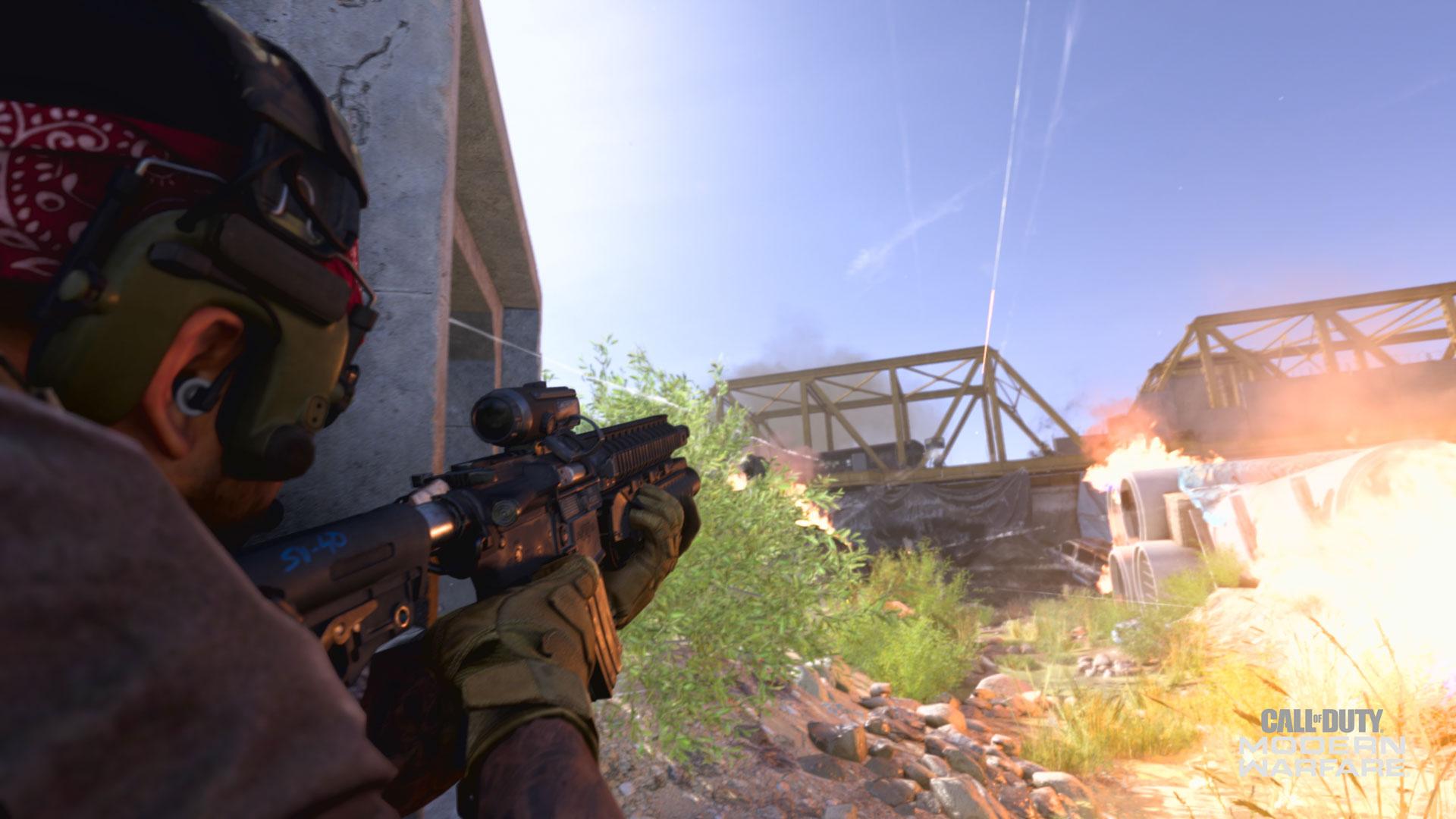 Modern Warfare® Multiplayer First Look: New Gameplay Mechanics