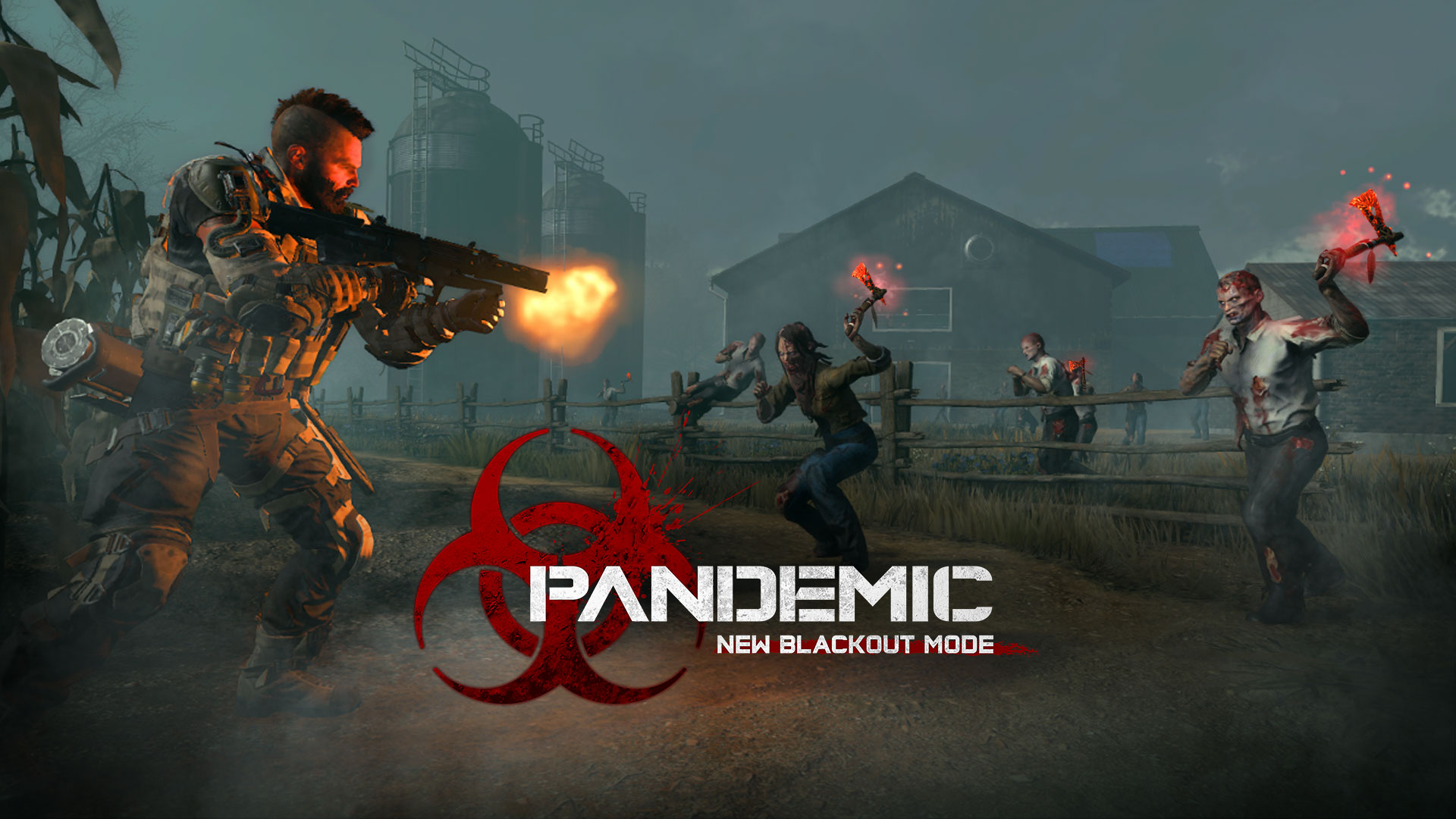 Call of Duty®: Black Ops 4 - Surviving the Pandemic and