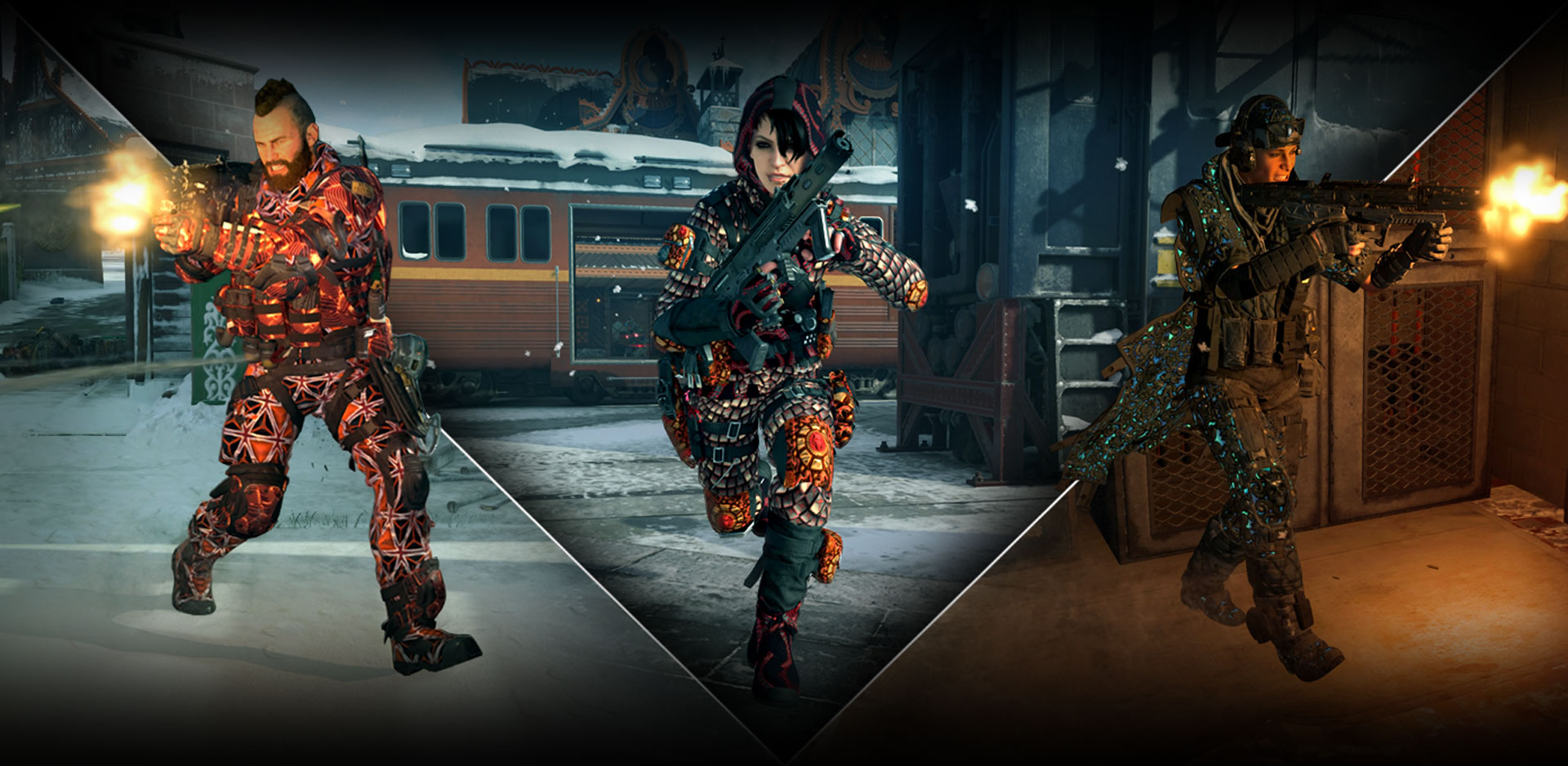 Call Of Duty Black Ops 4 A Closer Look At What Operation Apocalypse Z Survivors Brings To The Black Market