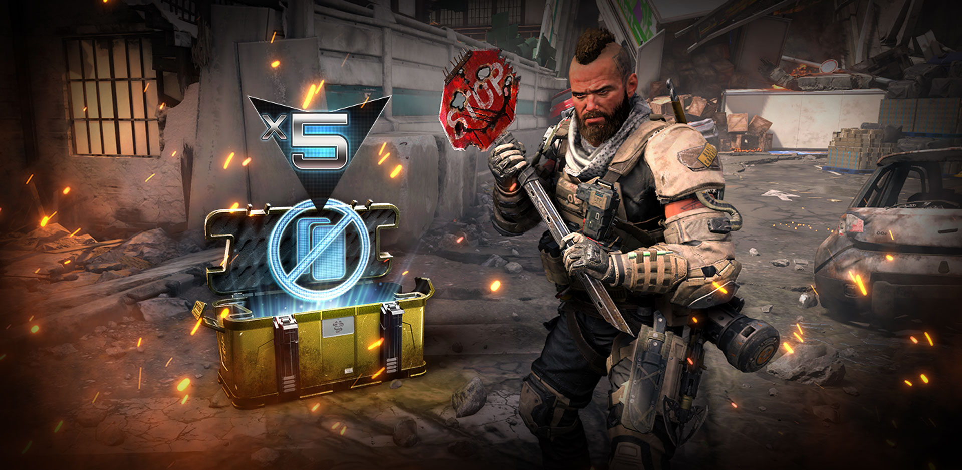 Call of Duty®: Black Ops 4: A Closer Look at What Operation