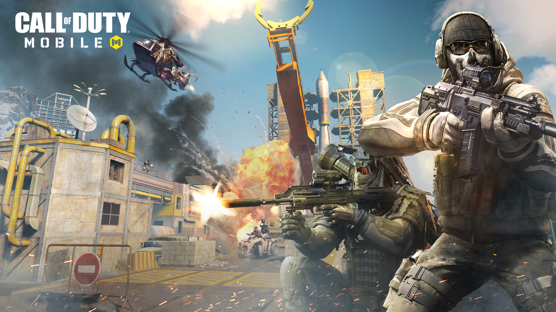 Announcement Call Of Duty Mobile Launches Worldwide On October 1