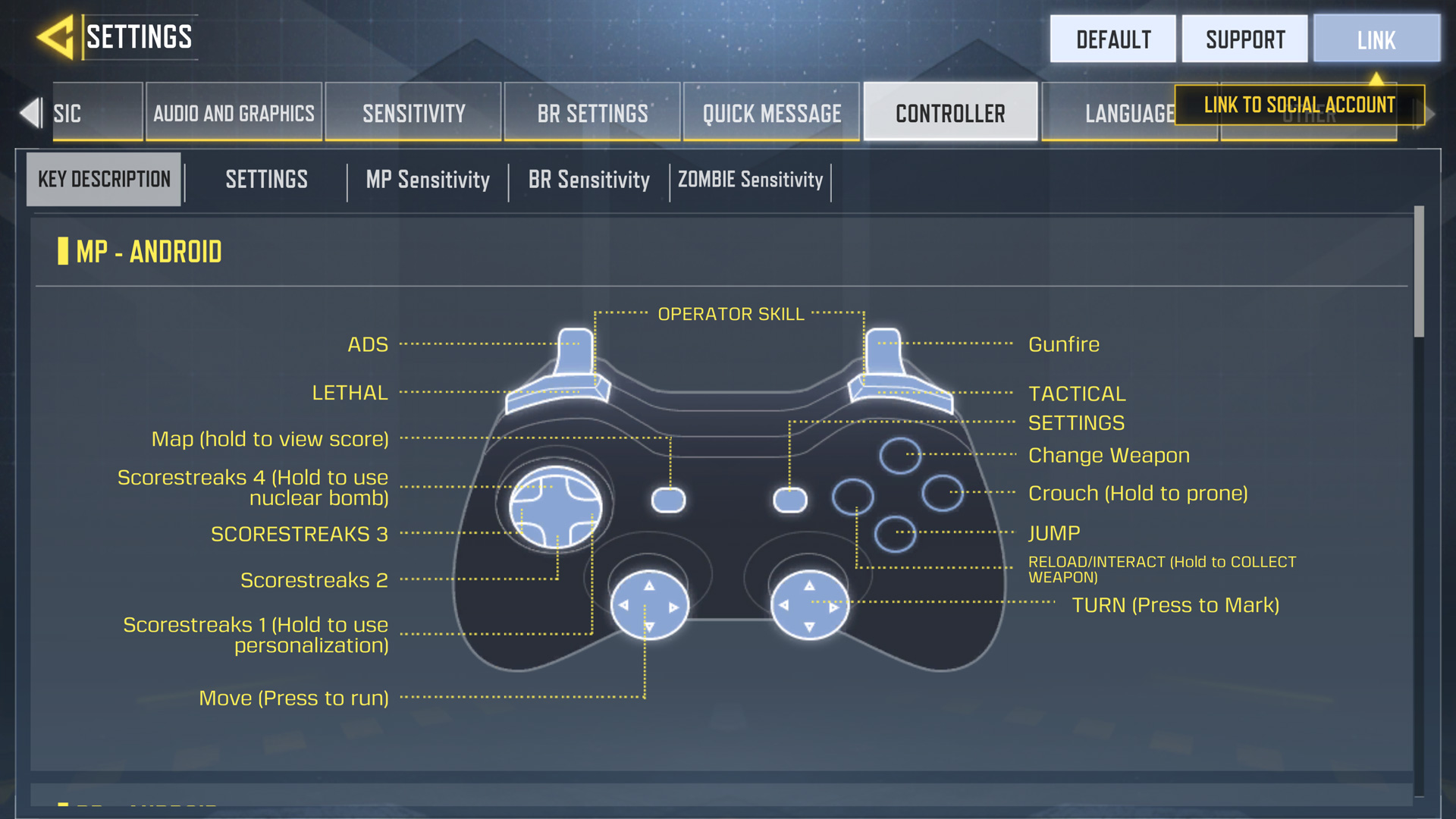 Announcing Controller Support for Call of Duty®: Mobile