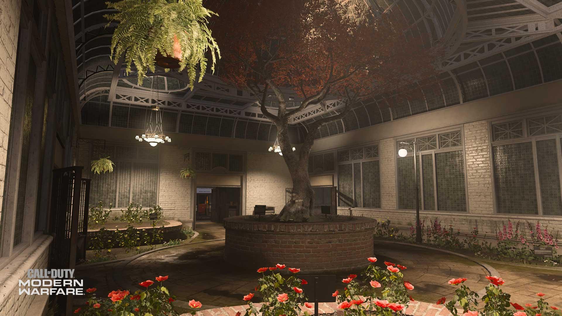 Modern Warfare® Tactical Map Intel: Cheshire Park - Image 3