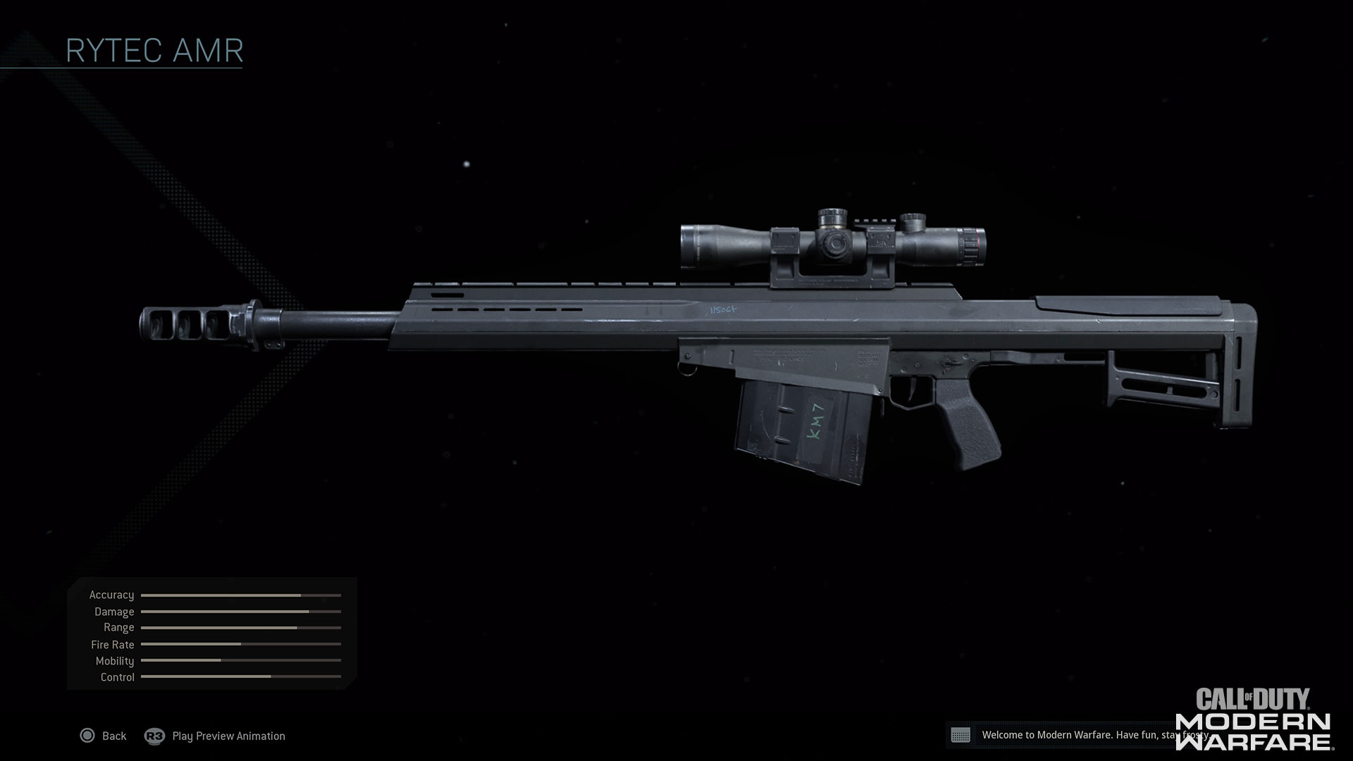 The Rytec AMR: How to Unlock the New Sniper Rifle in Call of Duty®: Modern Warfare® - Image 1