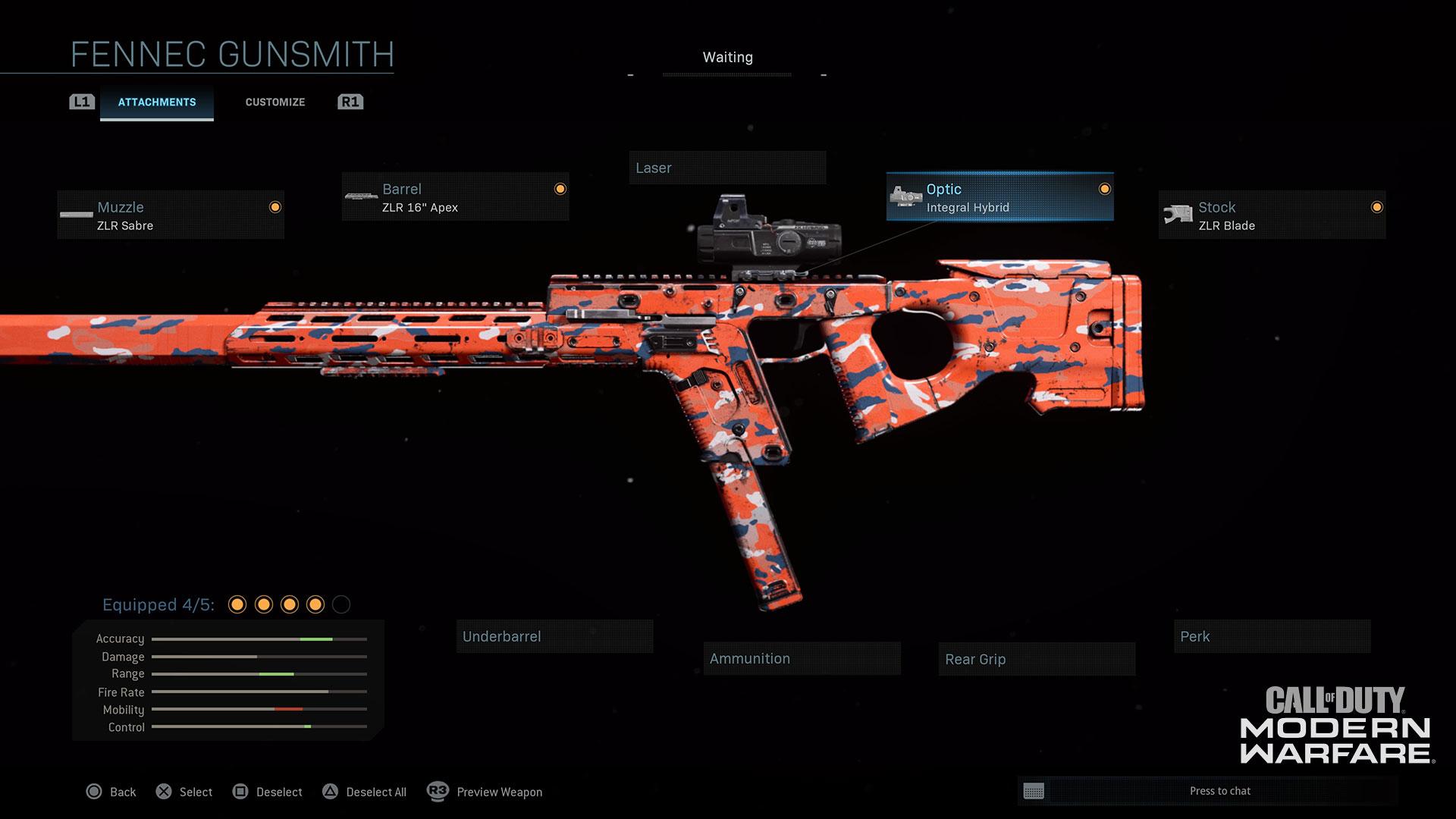 Modern Warfare® Weapon Detail: Fennec - Image 3