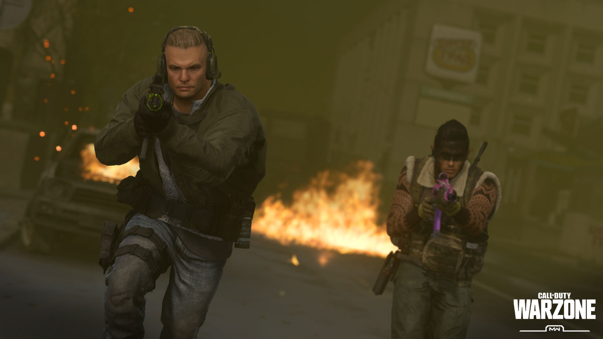 Call of Duty®: Warzone Mode Recon: Battle Royale Duos - Image 4