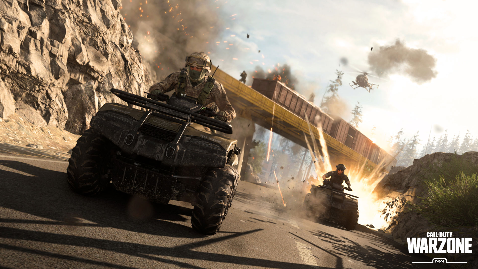 Call of Duty®: Warzone Mode Recon: Battle Royale Duos - Image 2