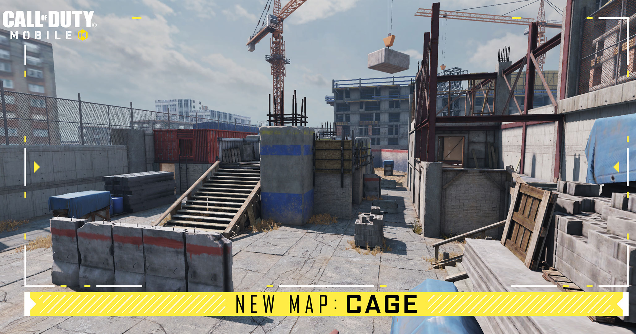 Call of Duty®: Mobile Map Snapshot: Cage - Image 1