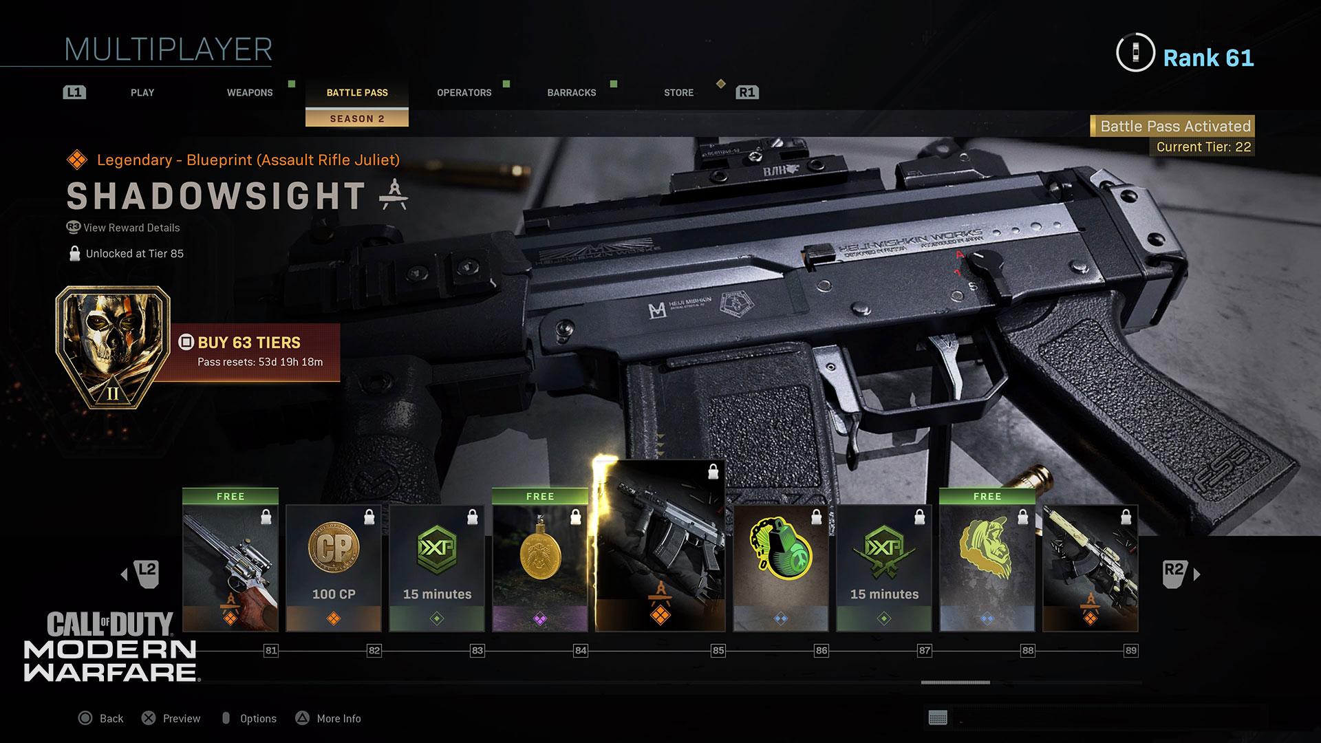 Modern Warfare® Weapon Detail: Grau 5.56 - Image 6