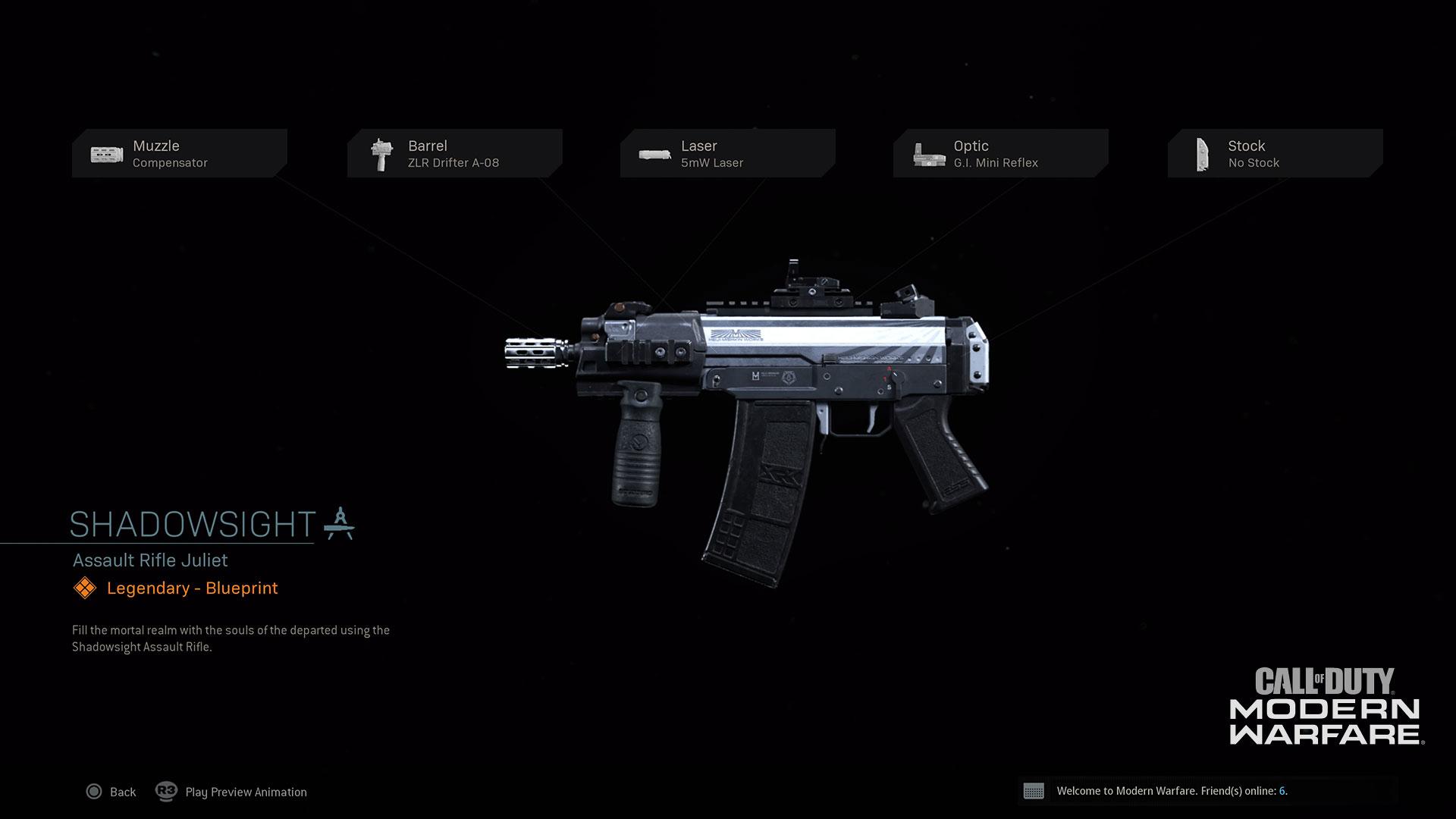 Modern Warfare® Weapon Detail: Grau 5.56 - Image 5
