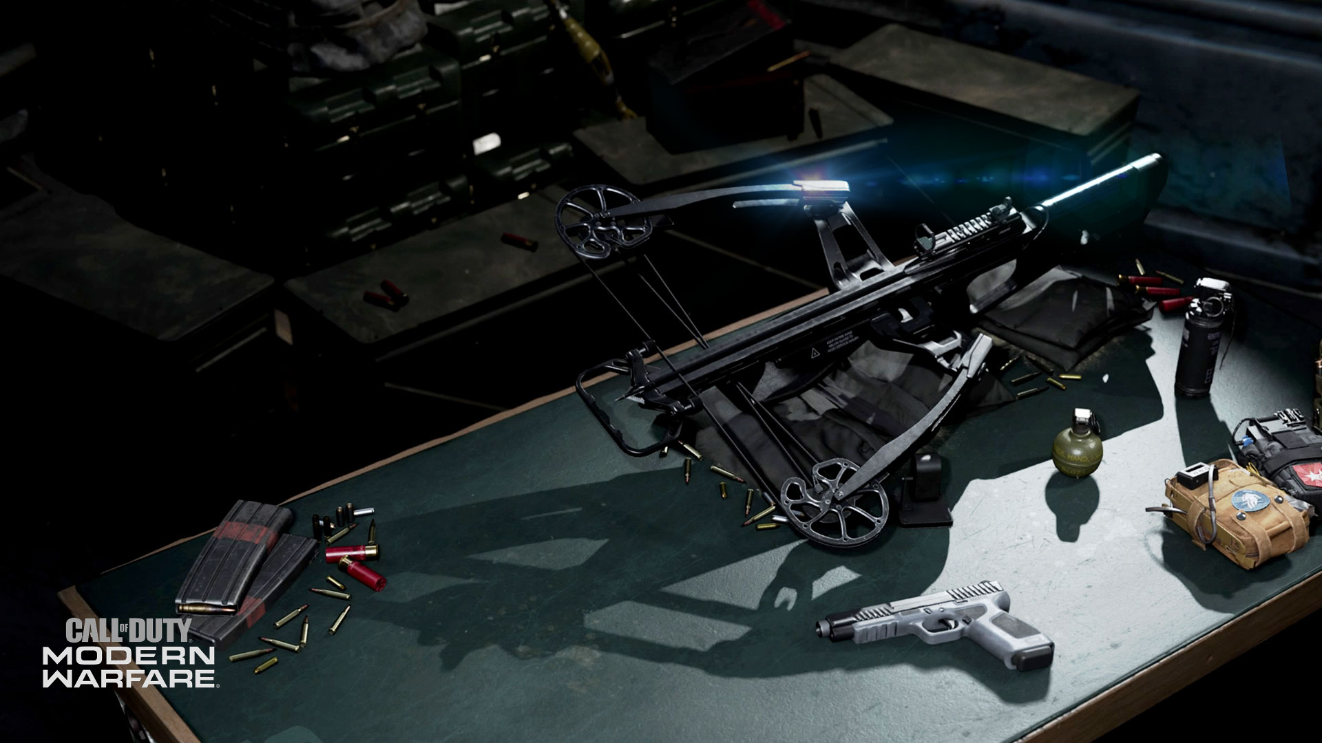The Rank Up Report #13: Getting Your Crossbow Fit for Combat - Image 1