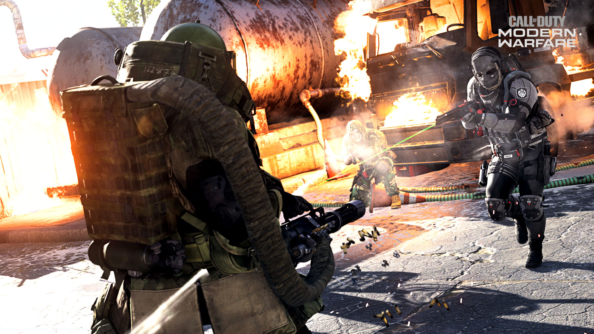 Captain Price leads the charge in a packed new Season of Call of Duty®: Modern Warfare® including Warzone - Image 4