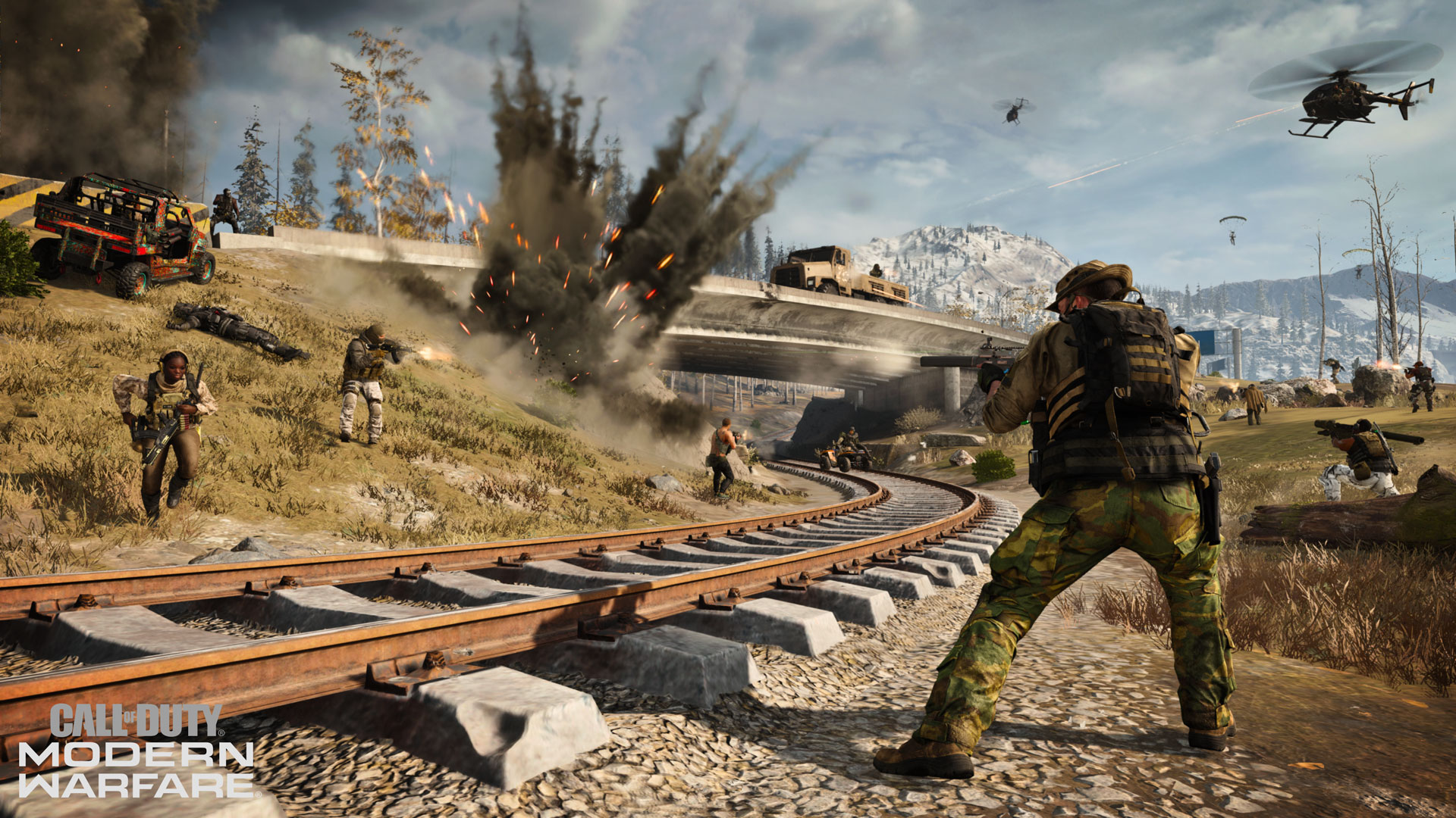 Captain Price leads the charge in a packed new Season of Call of Duty®: Modern Warfare® including Warzone - Image 5