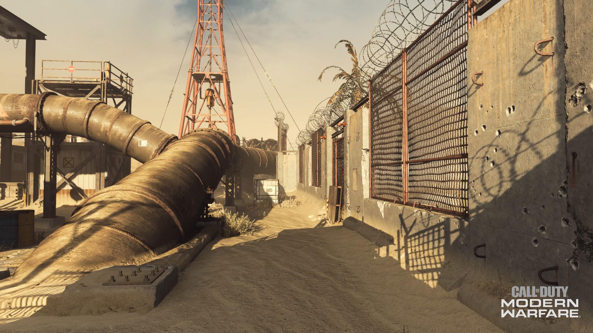 Modern Warfare® Tactical Map Intel: Rust - Image 5