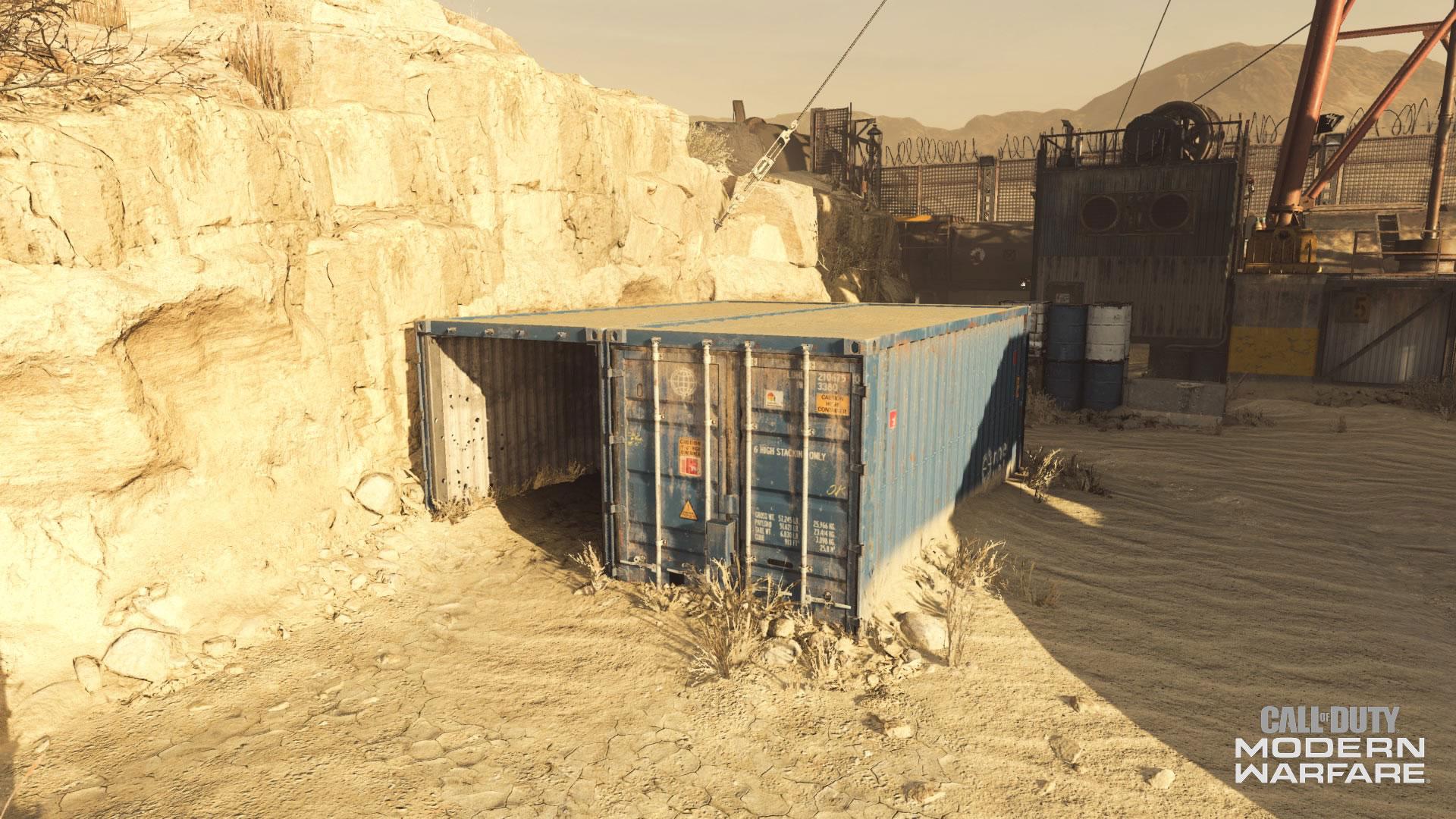 Modern Warfare® Tactical Map Intel: Rust - Image 3