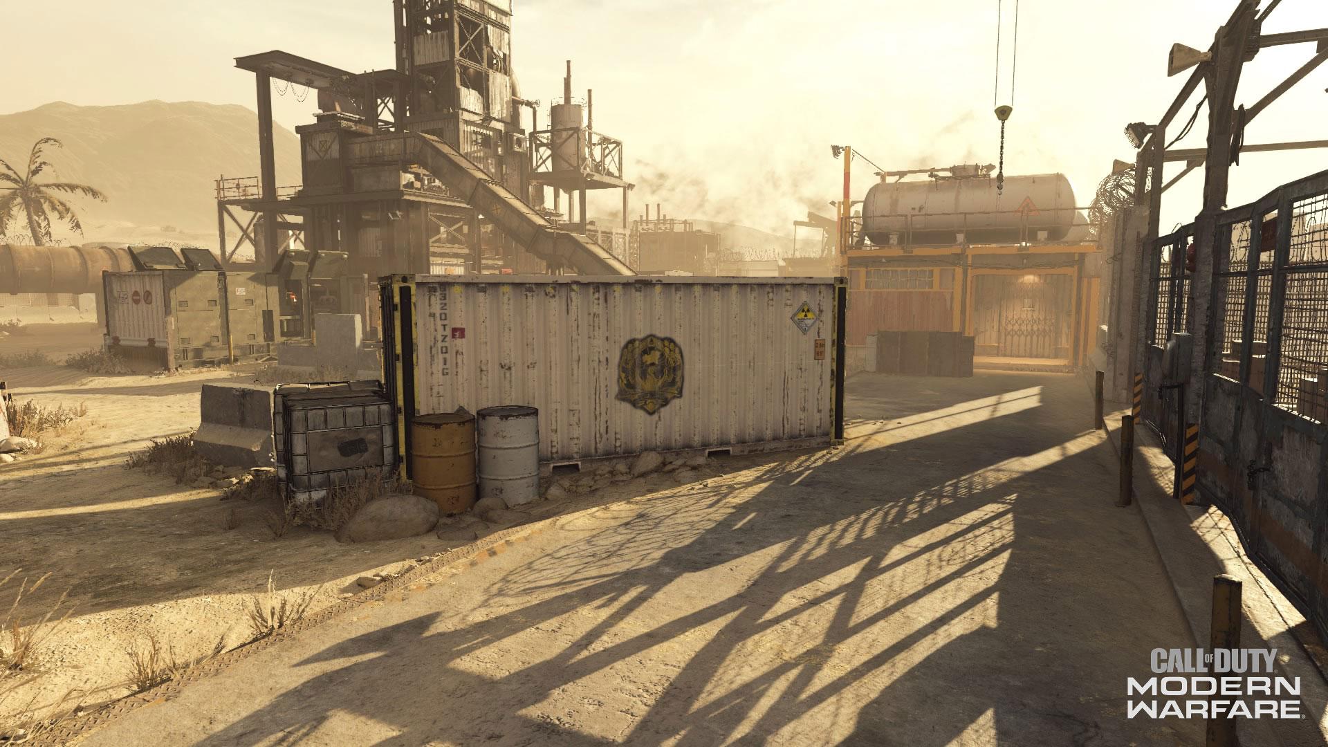 Modern Warfare® Tactical Map Intel: Rust - Image 2