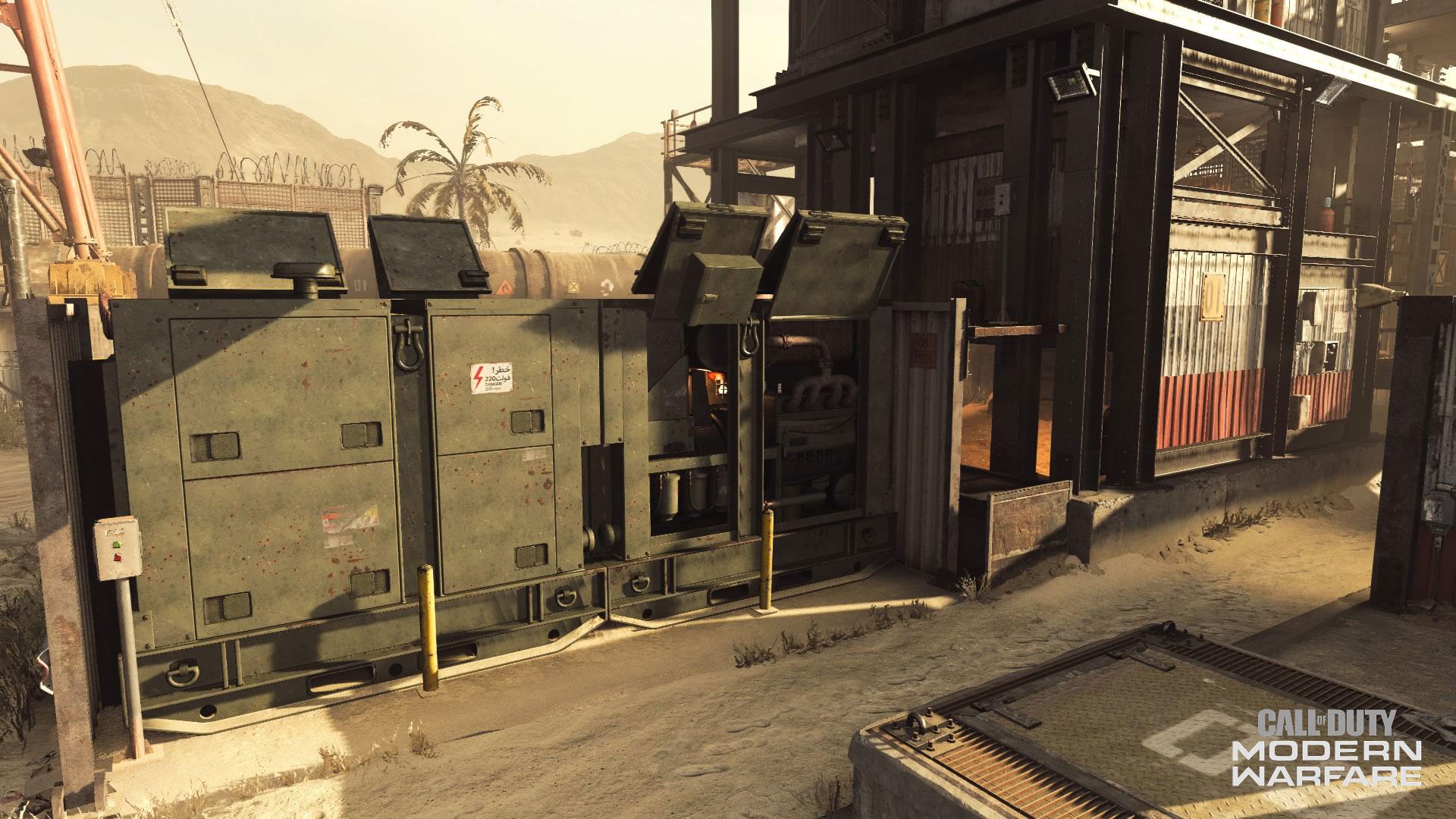 Modern Warfare® Tactical Map Intel: Rust - Image 1