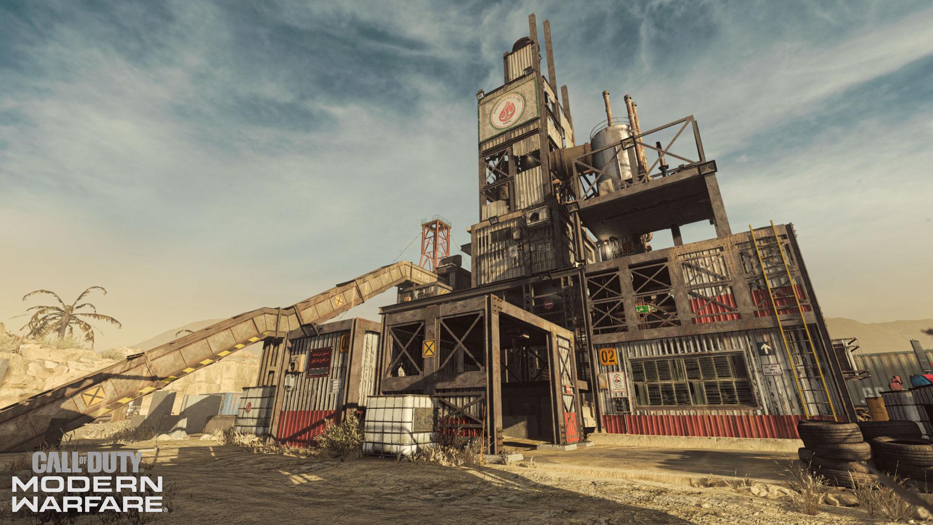 Modern Warfare® Tactical Map Intel: Rust - Image 8