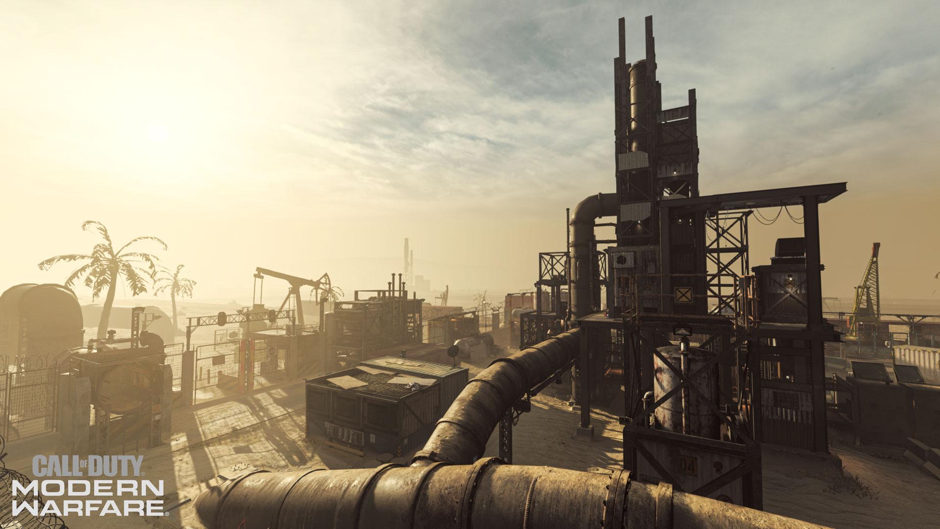 Modern Warfare® Tactical Map Intel: Rust - Image 7