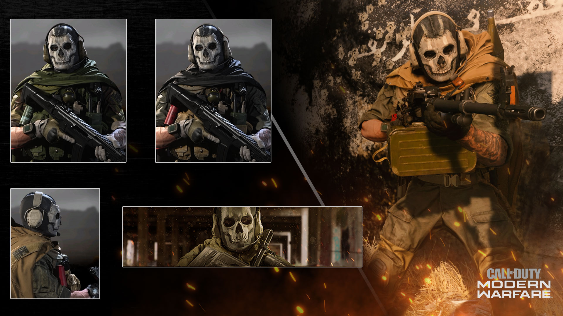 The Modern Warfare Season Two Battle Pass Is Live Now