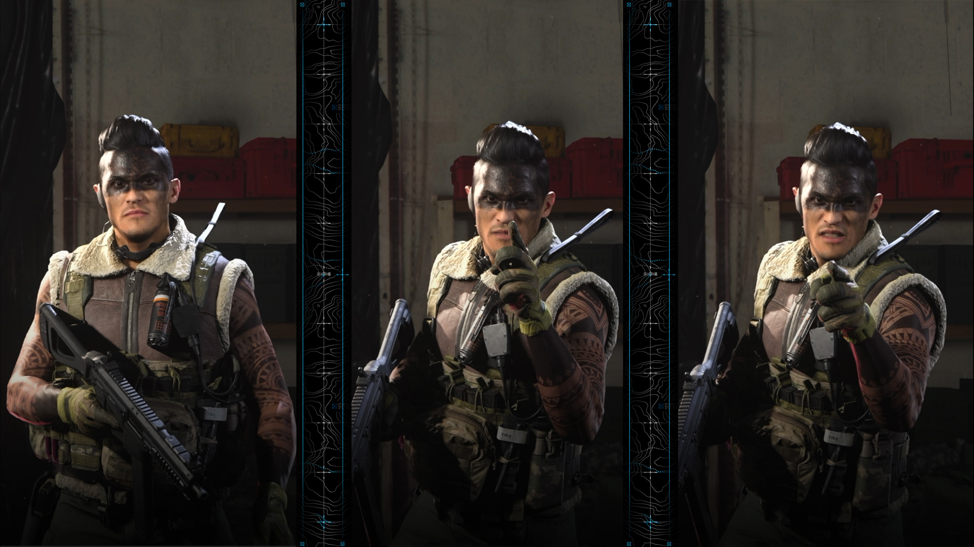 Introducing Talon – and Indiana – to the Coalition Operators of Call of Duty: Modern Warfare - Image 7
