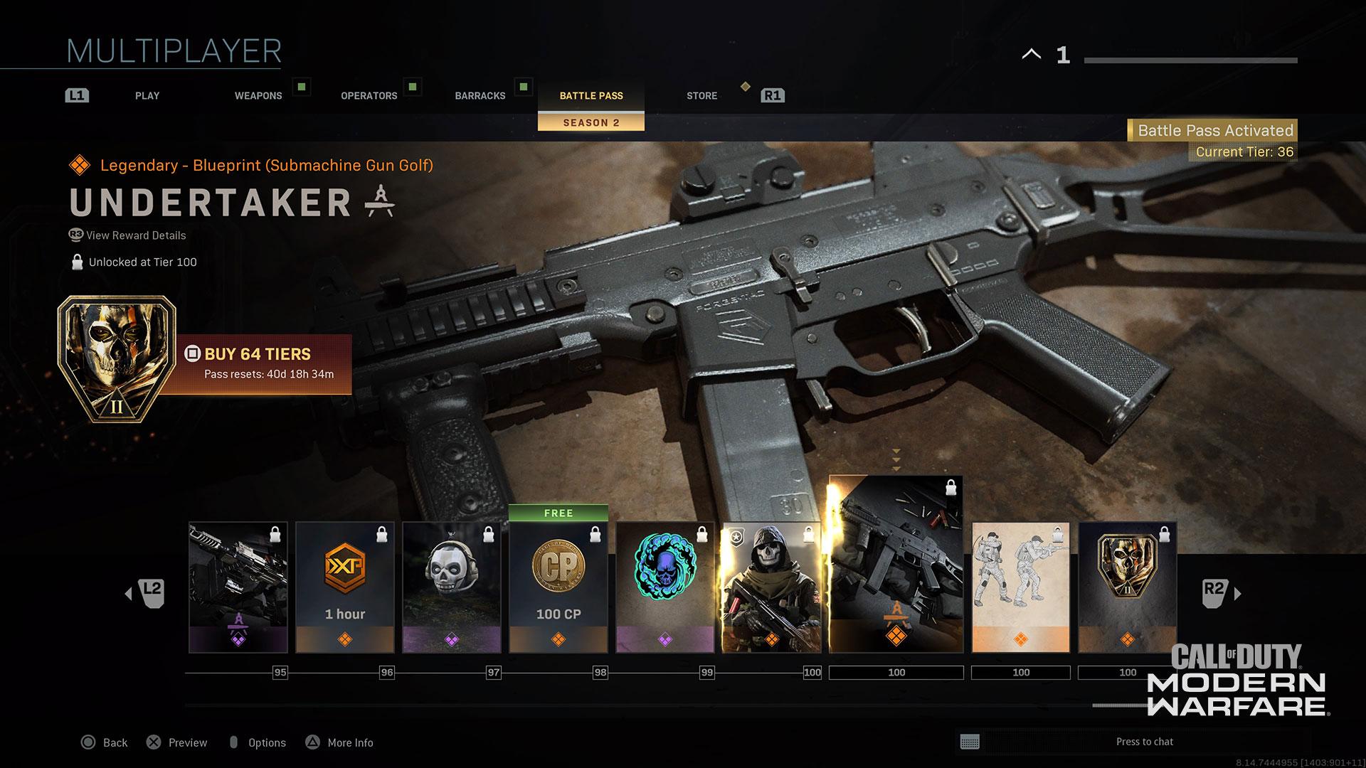 Modern Warfare® Weapon Detail: Striker 45 - Image 7