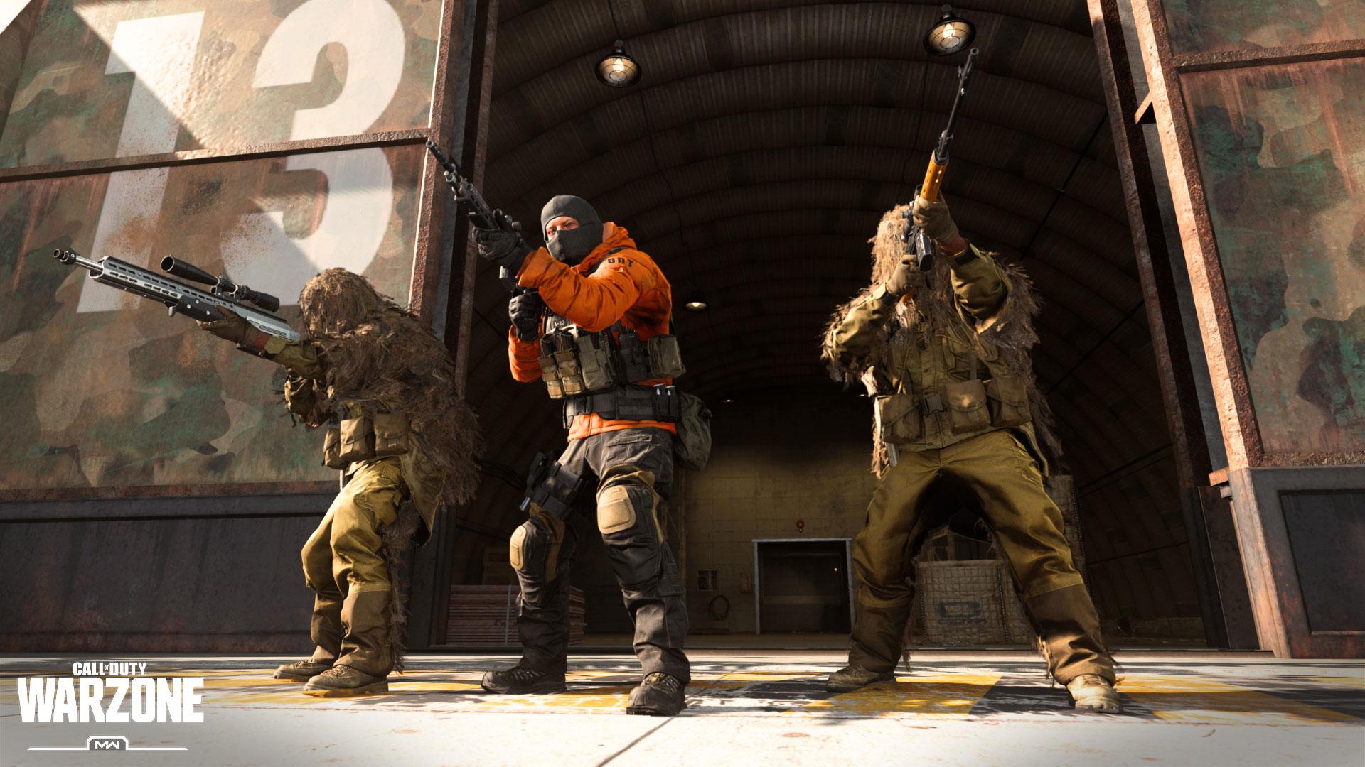 Warzone Mode Recon: Battle Royale - Image 5
