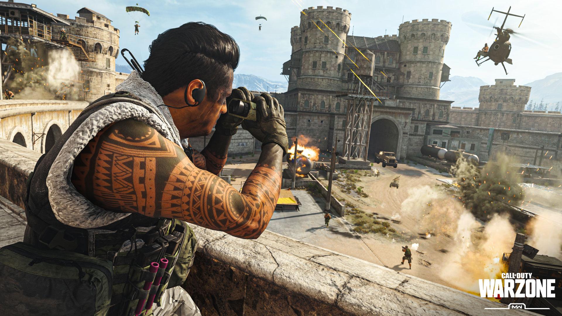 Call of Duty: Warzone es presentado oficialmente con tráiler e información 1