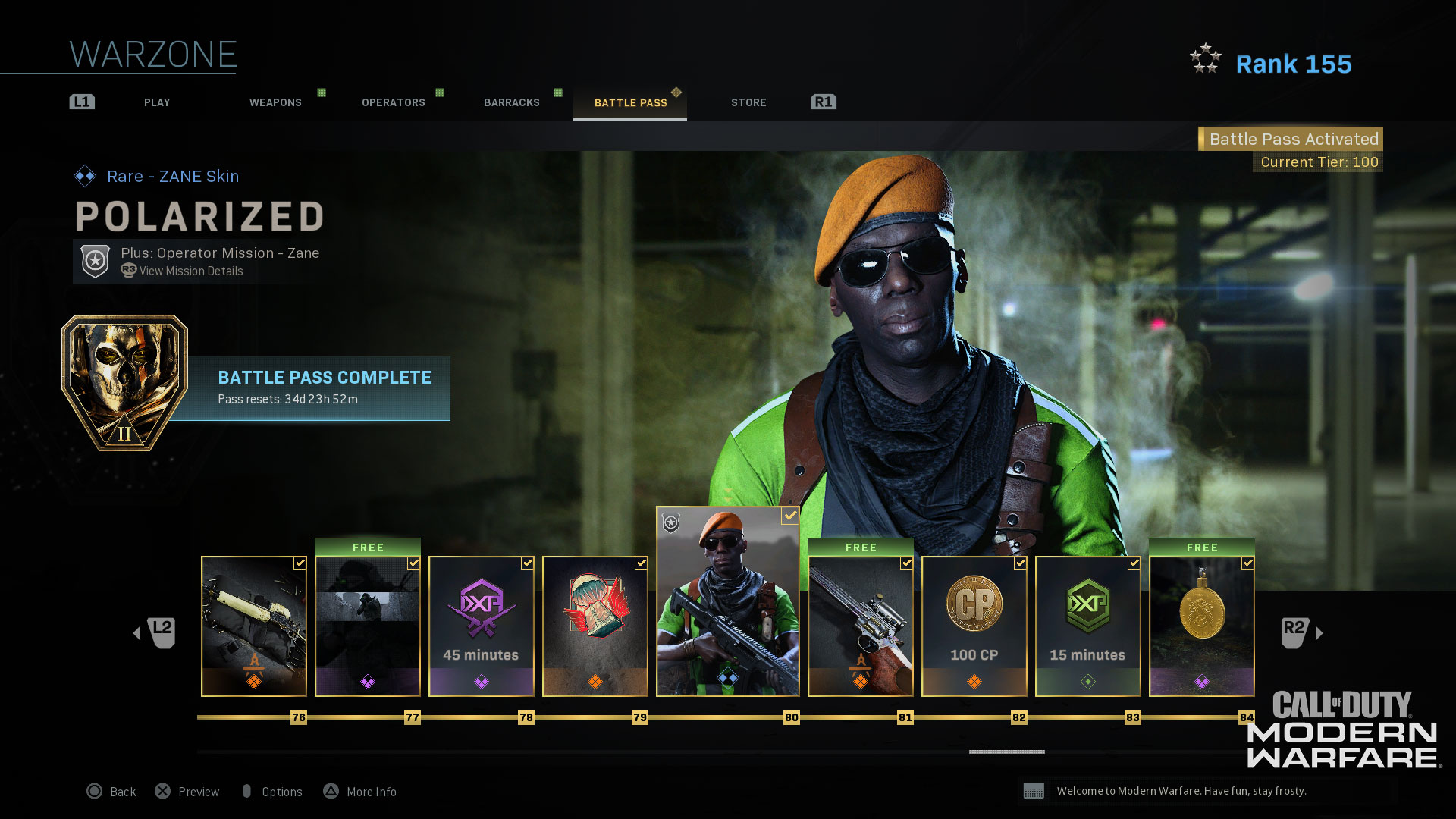Five Reasons to Complete the Battle Pass, Now - Image 4