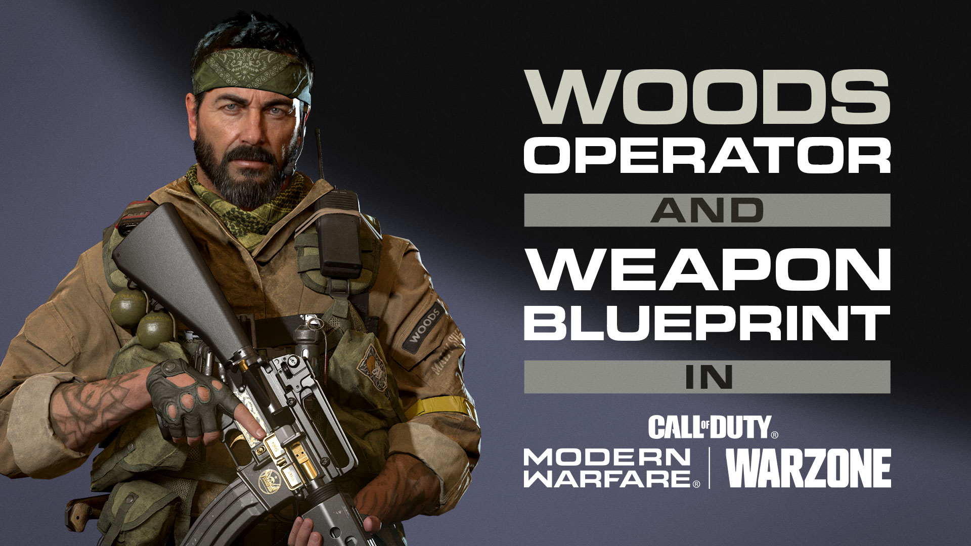 Woods Operator Pack