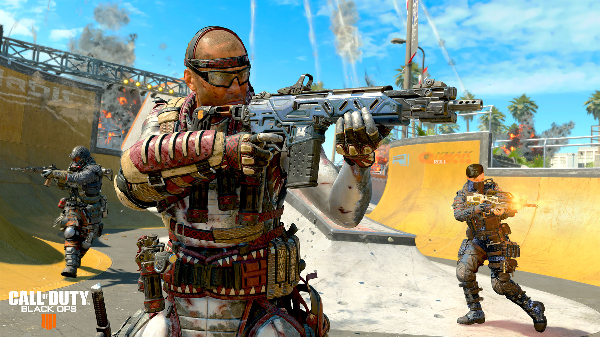 Ride the waves and jump into Call of Duty®: Black Ops 4 Days