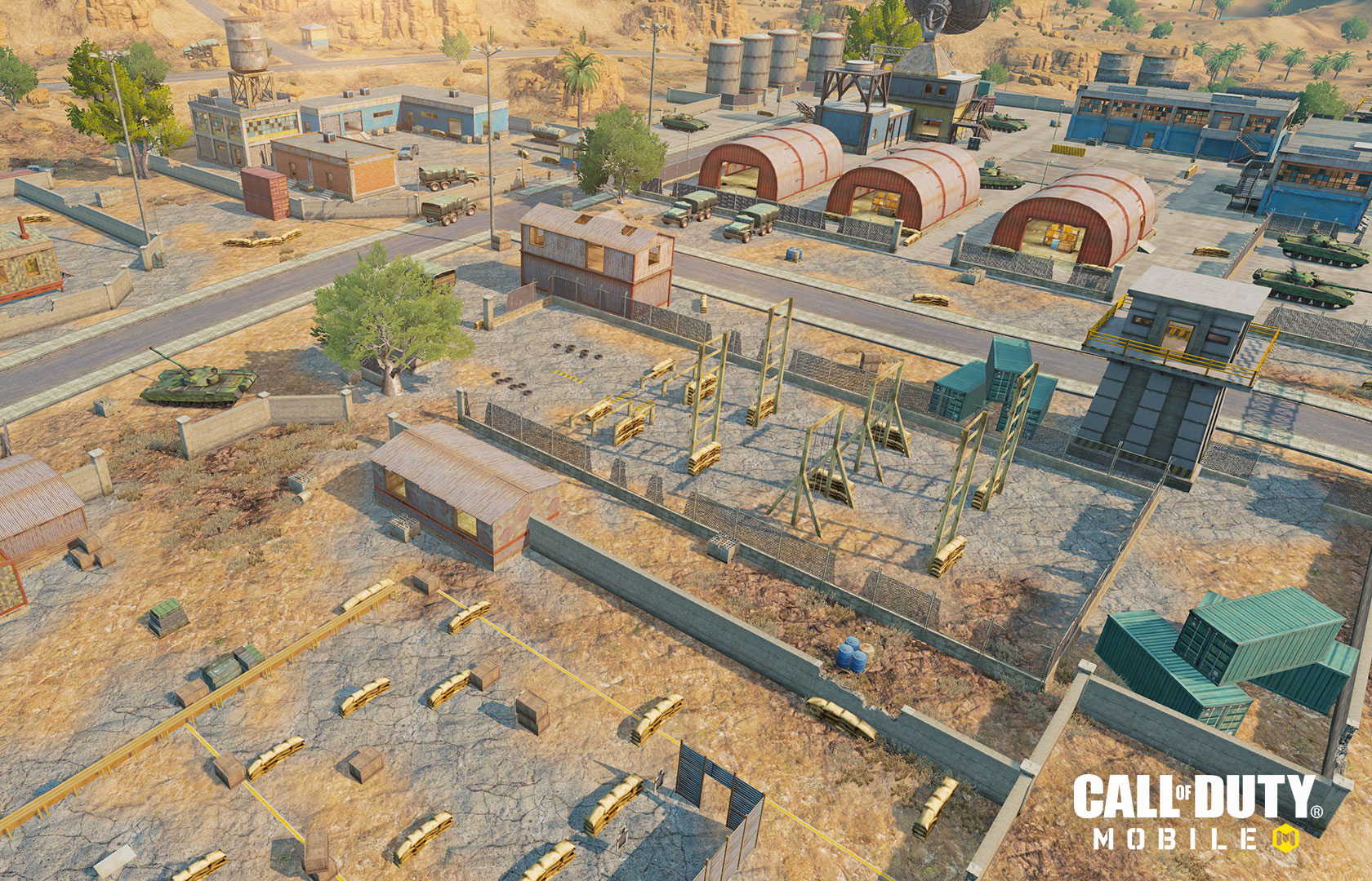 Call of Duty® Mobile: Unlock the New Poltergeist Battle Royale Class - Image 1