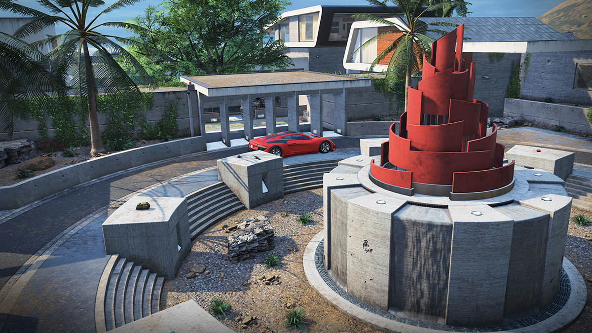 Feature Black Ops History On The Blackout Map Part 2