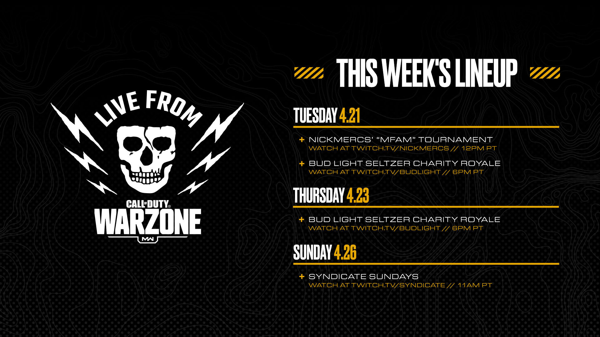 This Week in Call of Duty® - April 20 - Image 4