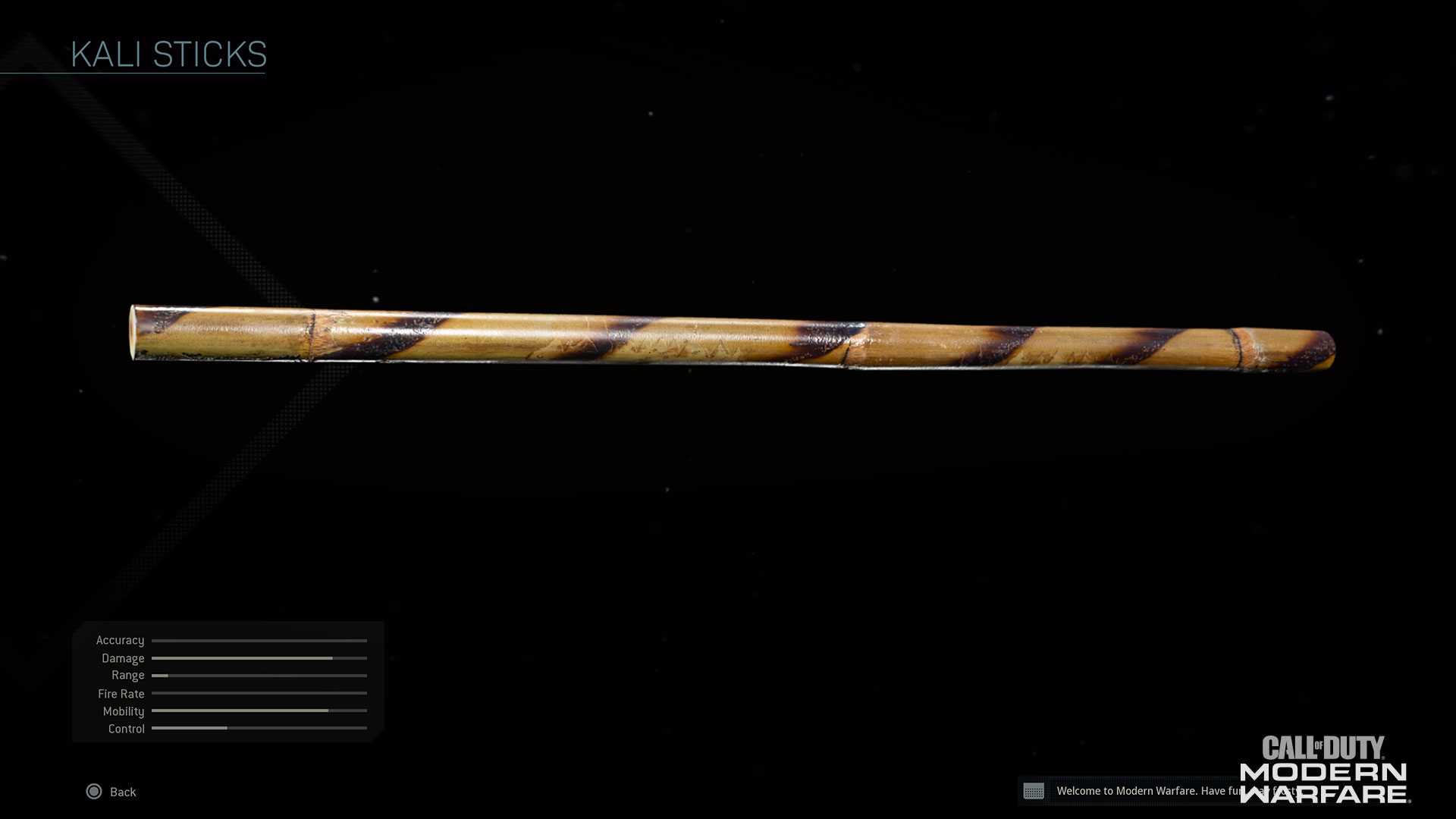 The Kali Sticks: How to Unlock the New Melee Weapon in Call of Duty®: Modern Warfare® - Image 1
