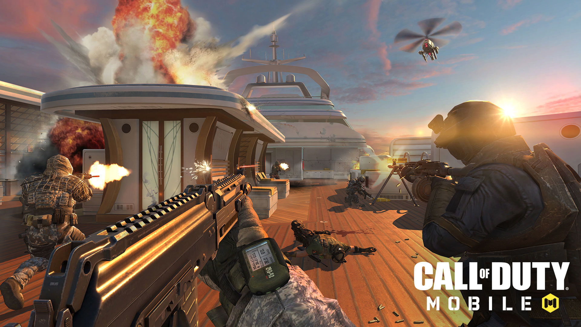 call of duty mobile thumbnail live