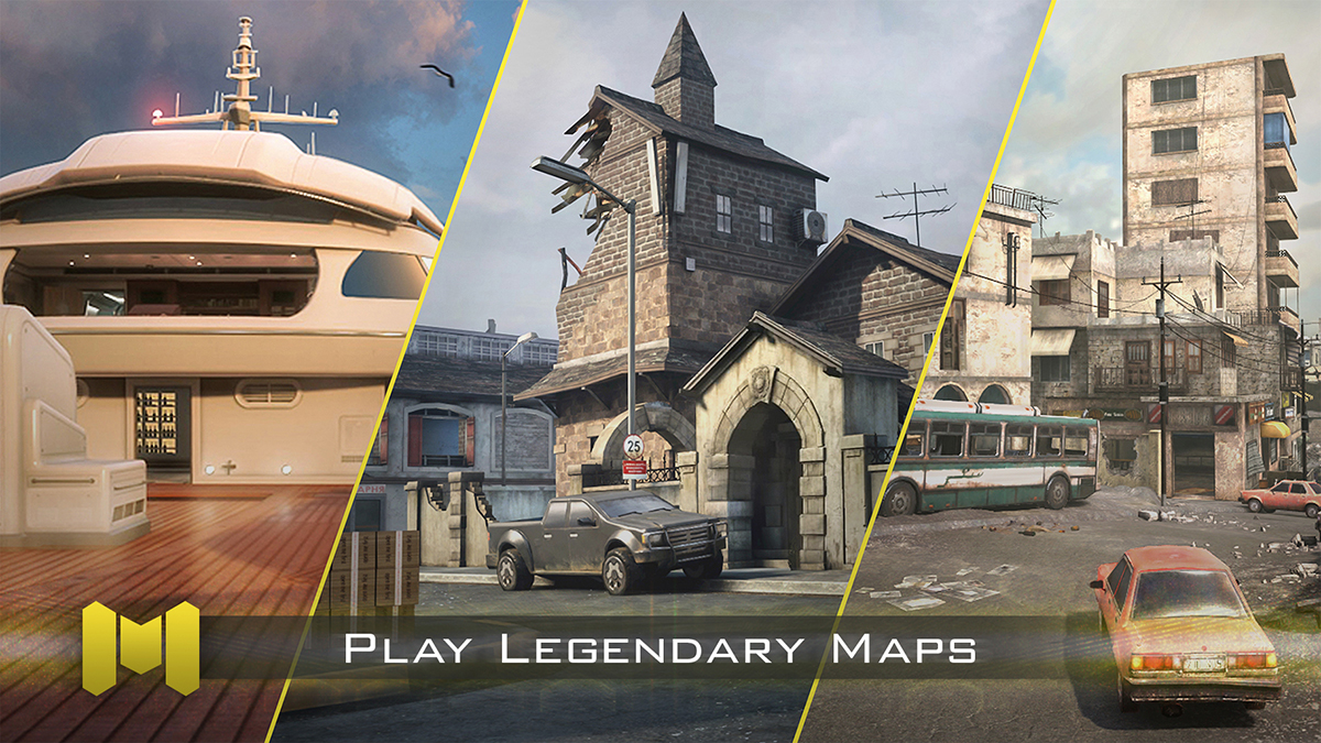Announcing Call of Duty: Mobile, coming to the west on