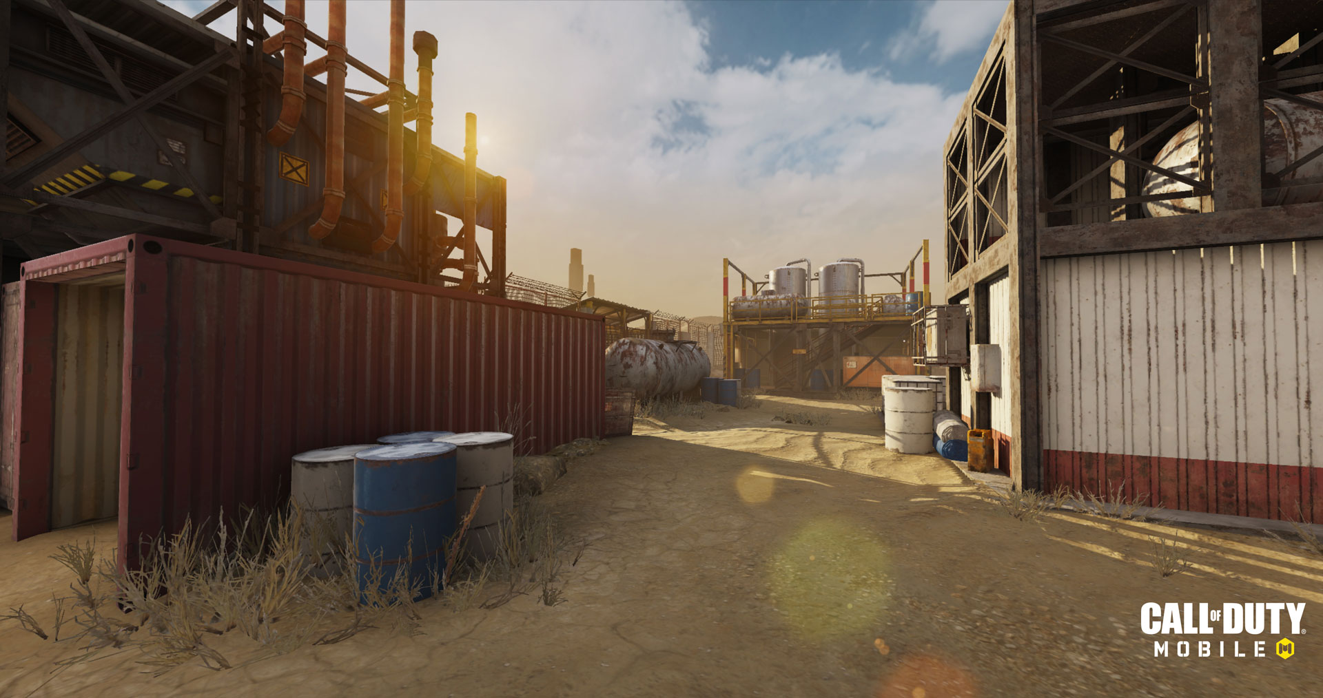 Call of Duty®: Mobile Map Snapshot: Rust - Image 2