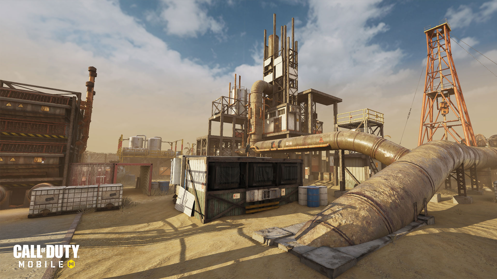 Call of Duty®: Mobile Map Snapshot: Rust - Image 3