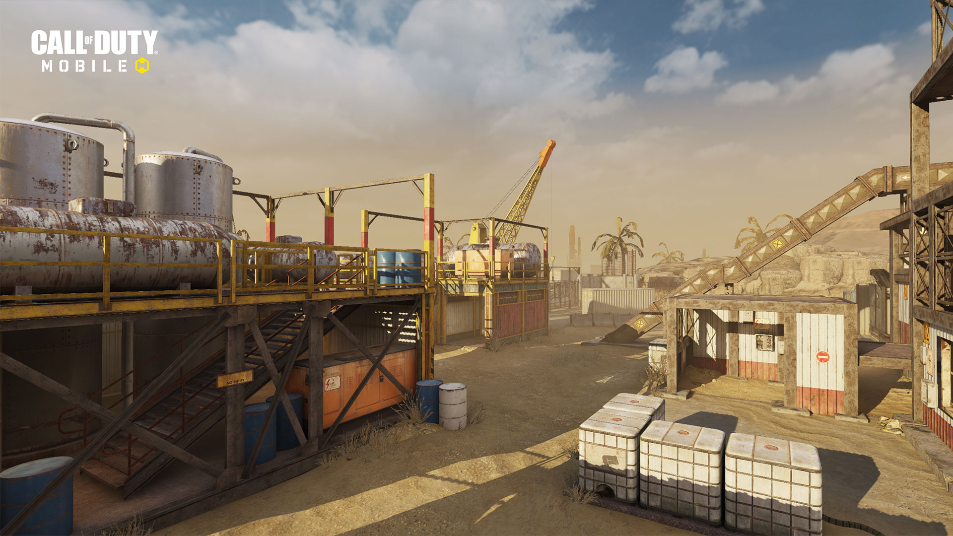 Call of Duty®: Mobile Map Snapshot: Rust - Image 6