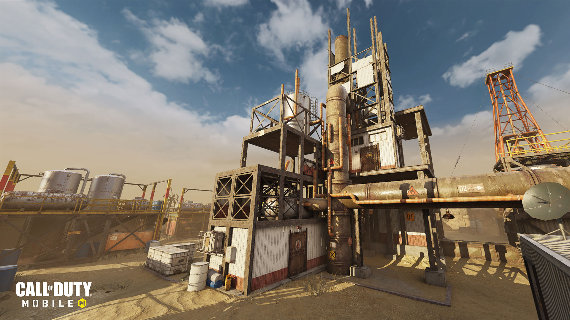 Call of Duty®: Mobile Map Snapshot: Rust - Image 7